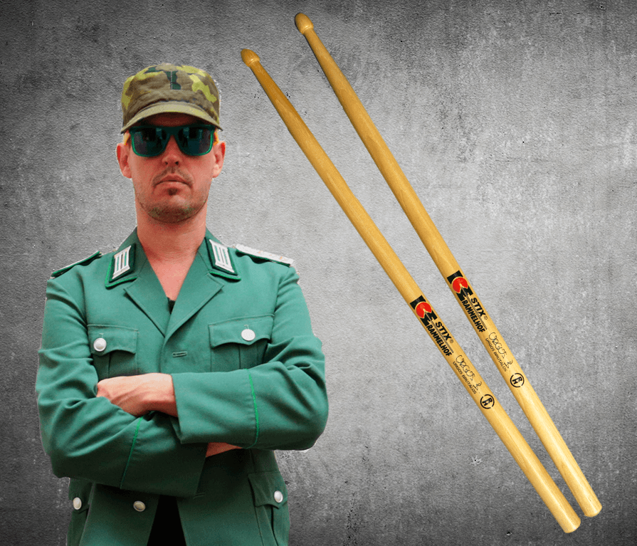 Image of URGOS BRUTALOS Drum Sticks