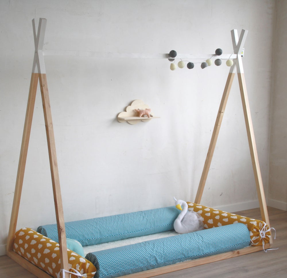 Image of Cama Tipi Montessori (125€-145€)