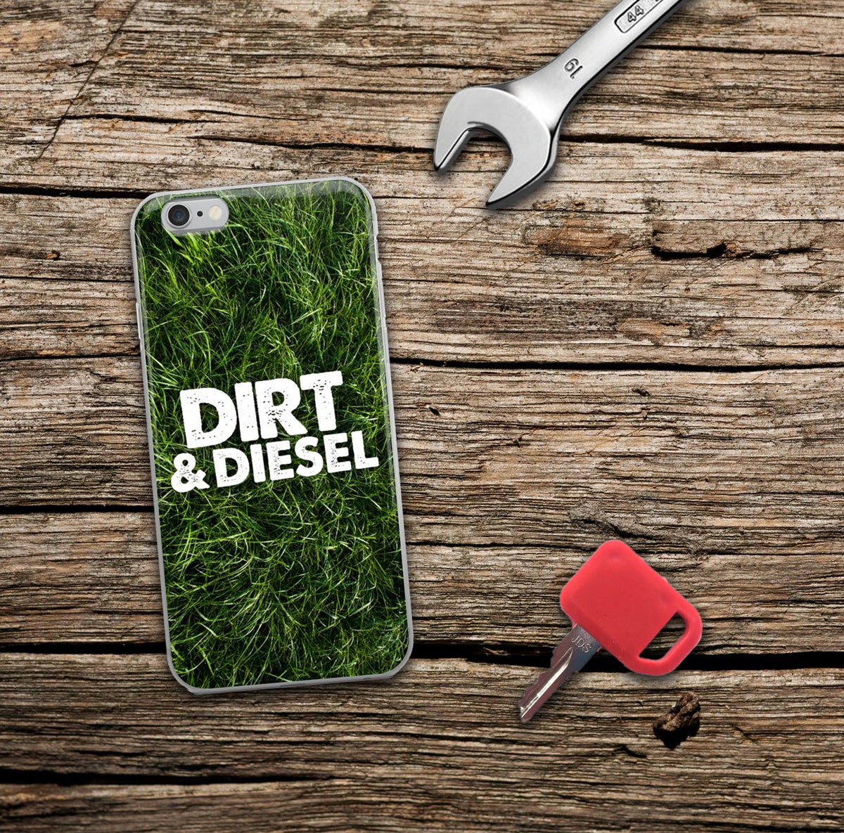 Image of Dirt & Diesel Phone Case