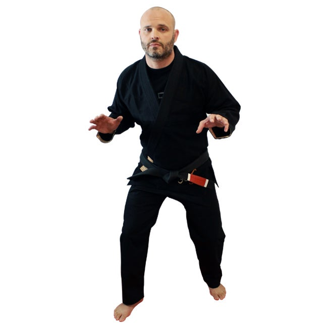 Image of Ground Control Adult All Play Black Gi