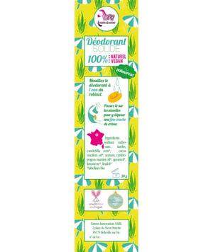 Image of Deodorant solide Lamazuna Slow Cosmétique