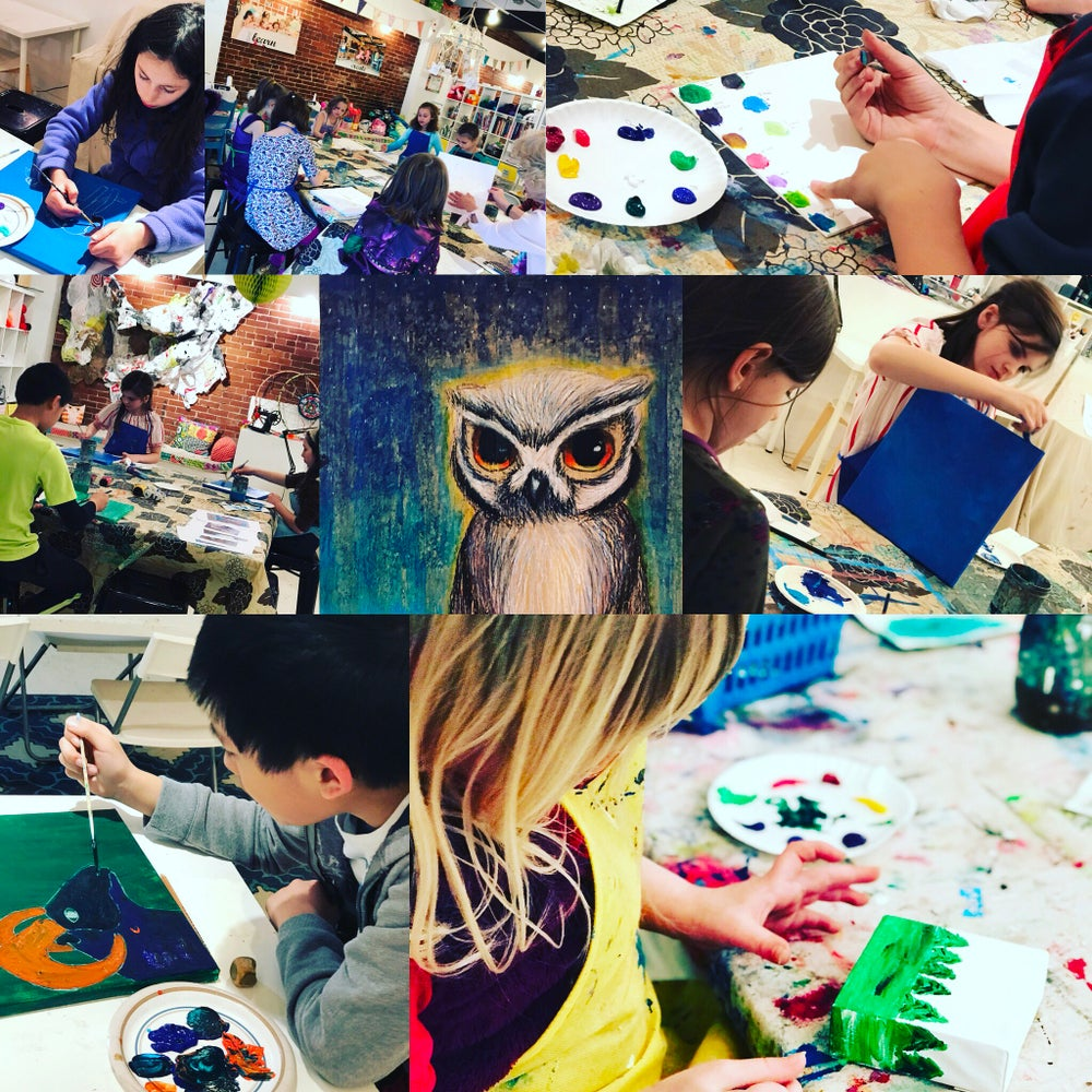 Image of Youth Drawing and Painting beginning Sept.17