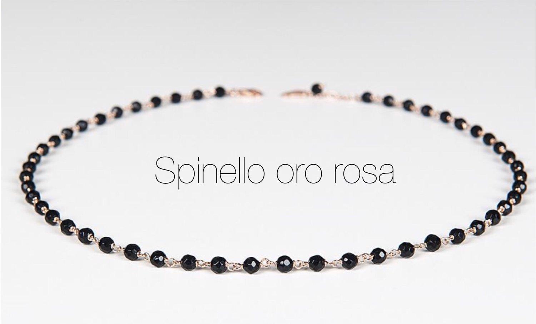 Image of Girocollo Rosario 925