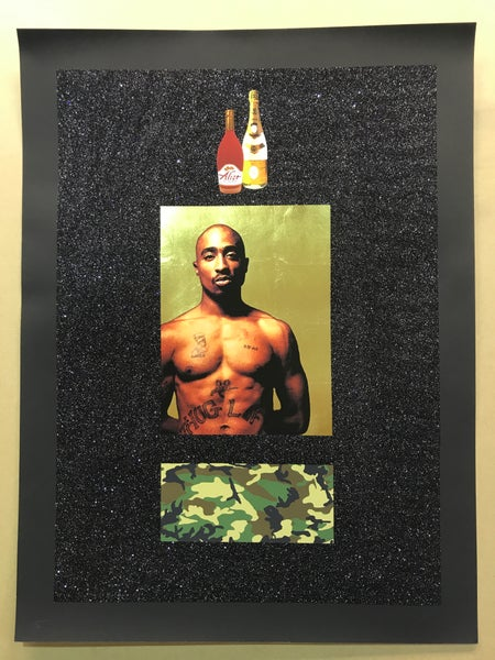 Image of HIP HOP INGREDIENTS 2 - TUPAC