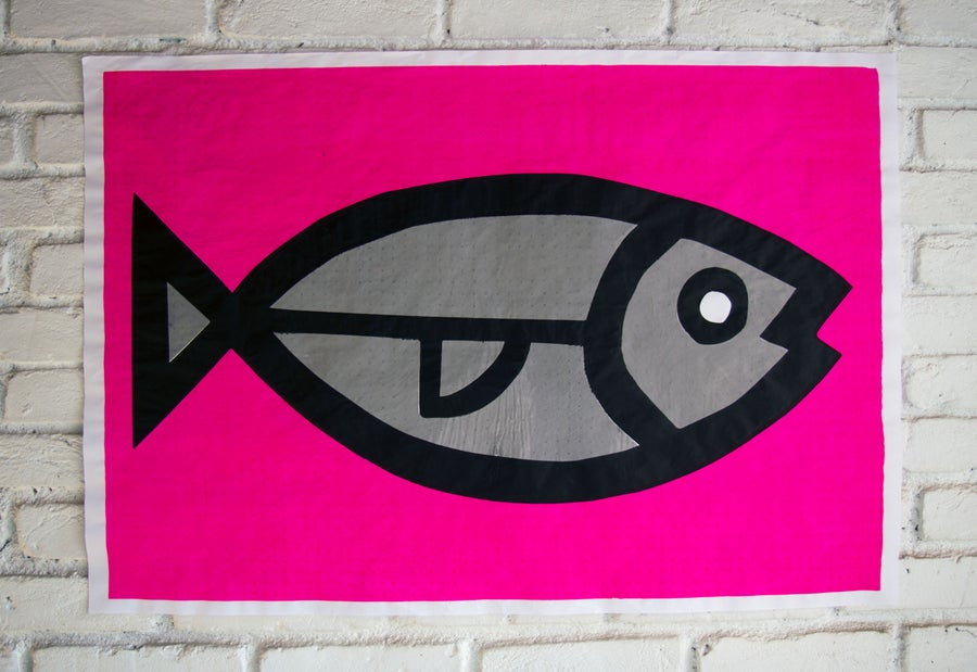 Image of Poster PEIXE - 66x96cm