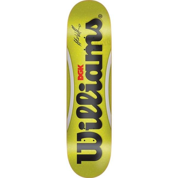 """Image of DGK Baller Stevie Williams 7.9"""" Skateboard Deck"""
