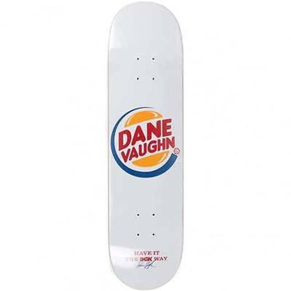 "Image of DGK Vaughn Cease & Desist 8.00"" Skateboard Deck"