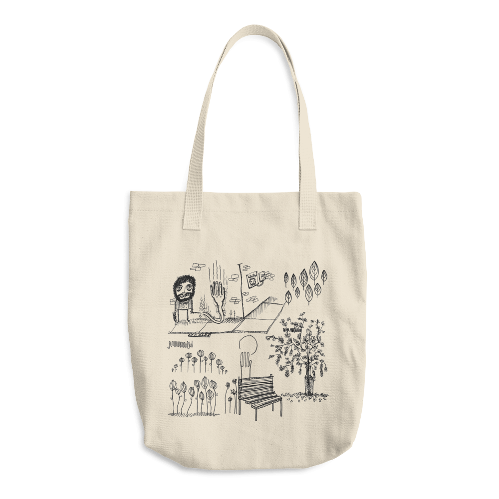 Image of Sketch Page Tote