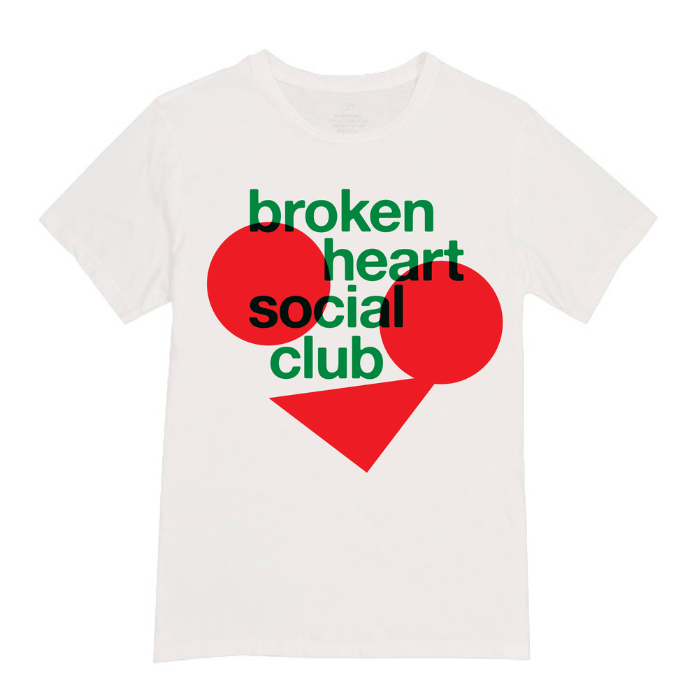 Image of BROKEN HEART SOCIAL CLUB