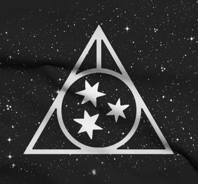 Image of THREE STAR HALLOWS