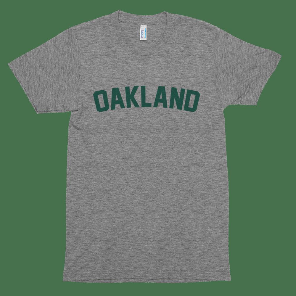 Image of Oakland Athletic League Shirt