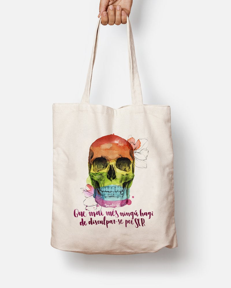 Image of TOTEBAG CALAVERA