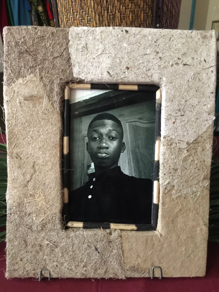 Image of Handmade African Picture Frames (made In Africa)