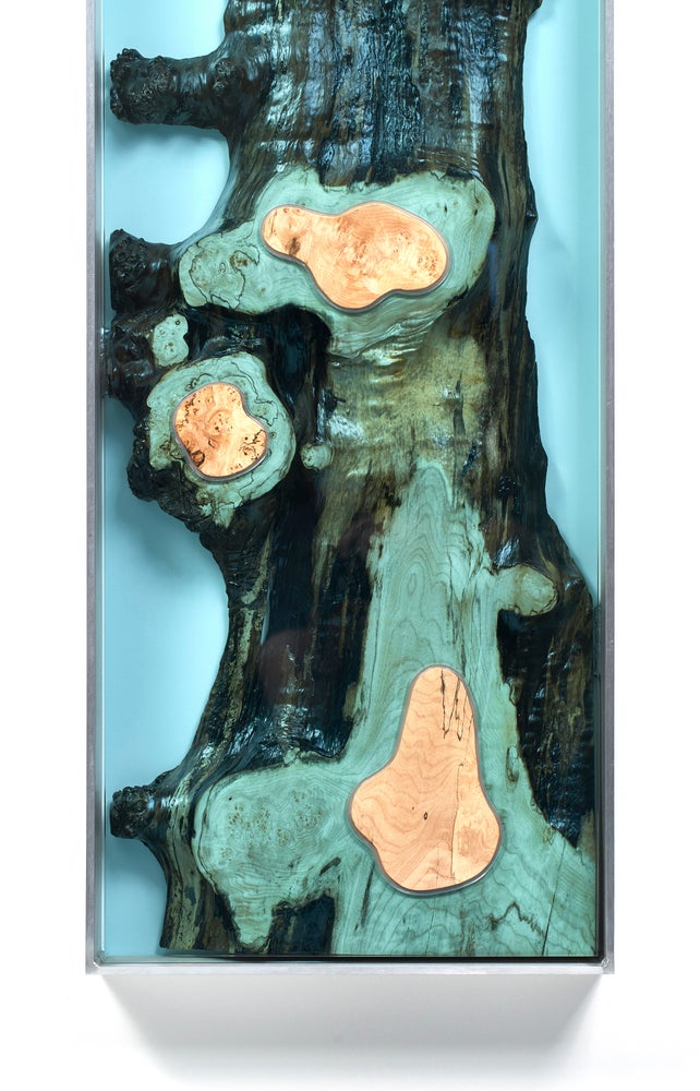 Image of archipelago series wall-hanging no.1