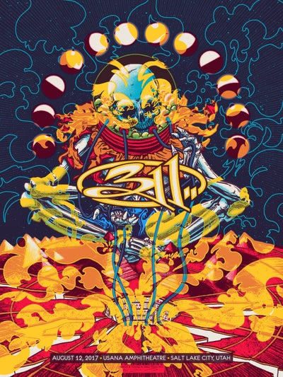 Image of 311 - Salt Lake City 2017