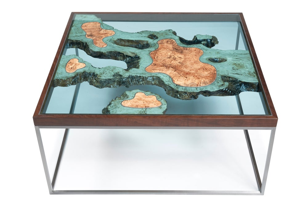 Image of archipelago series table no.1