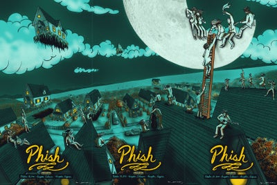 Image of Phish - Hampton, VA 2013