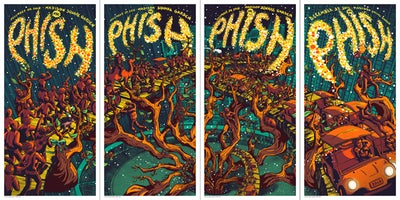 Image of Phish - New Year's Eve 2012/2013