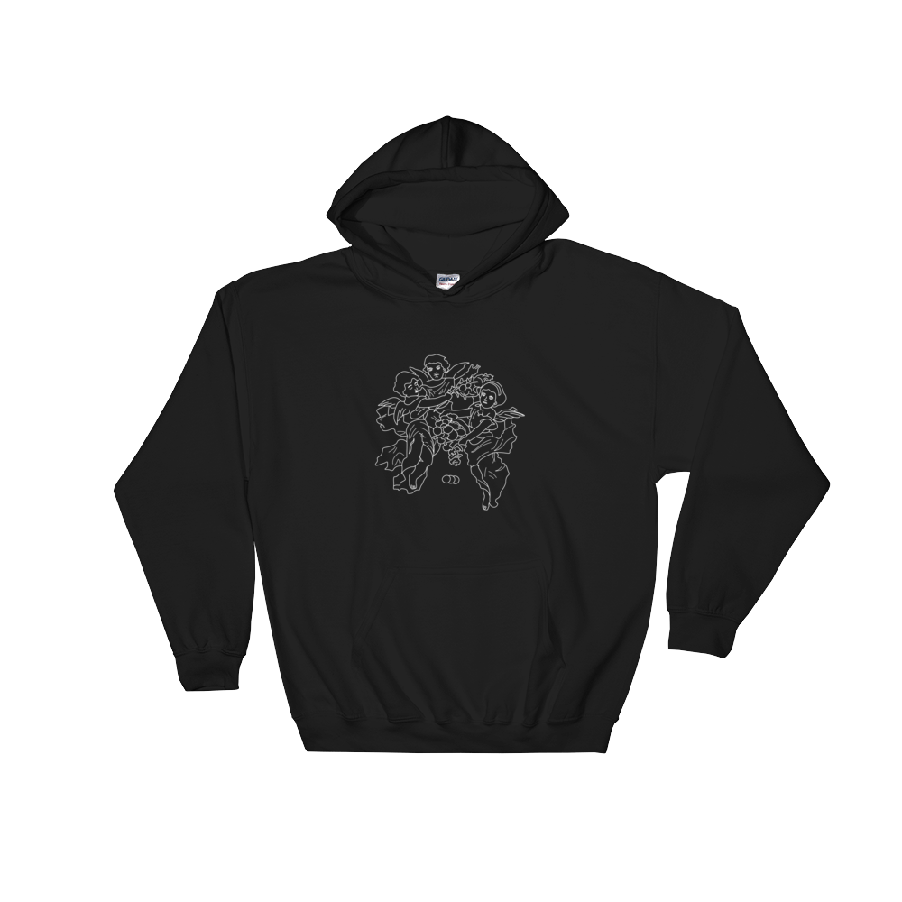 Image of Angel Pullover (Black)