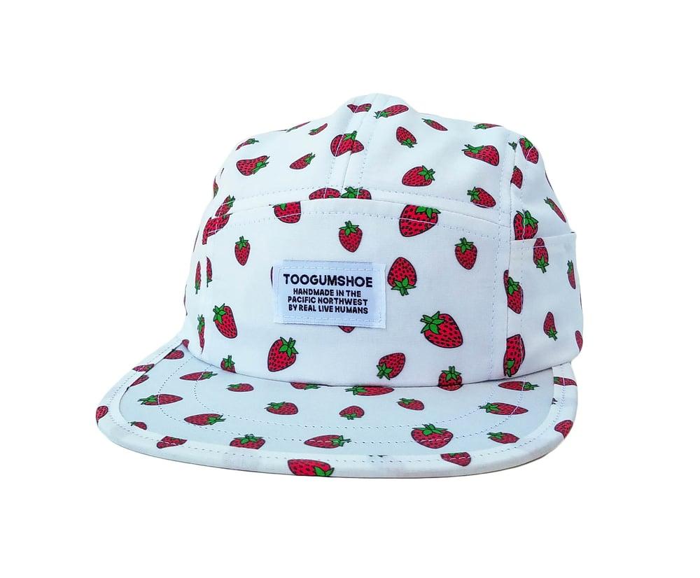 Image of Juicy Fruit Pocket 5 Panel (Strawberry)