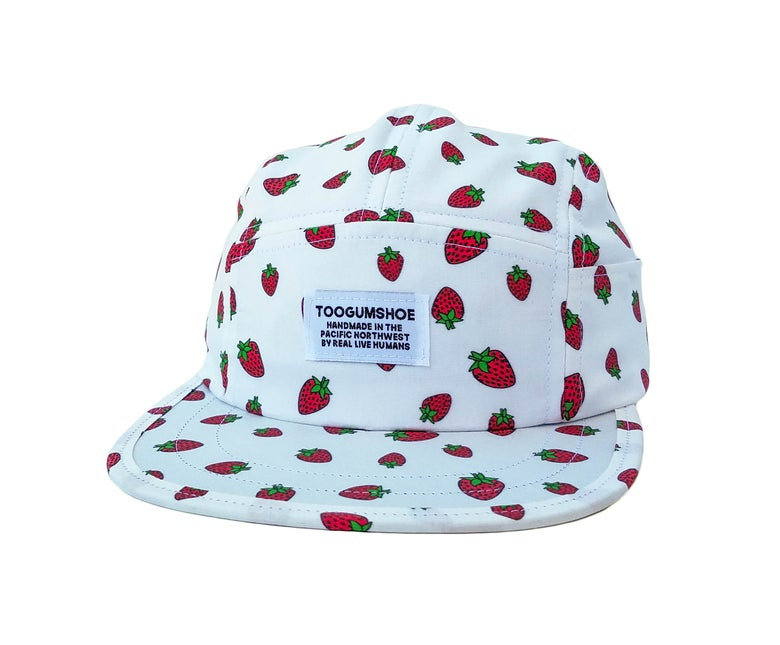 Image of Juicy Fruit Pocket 5 Panel (Strawberry)