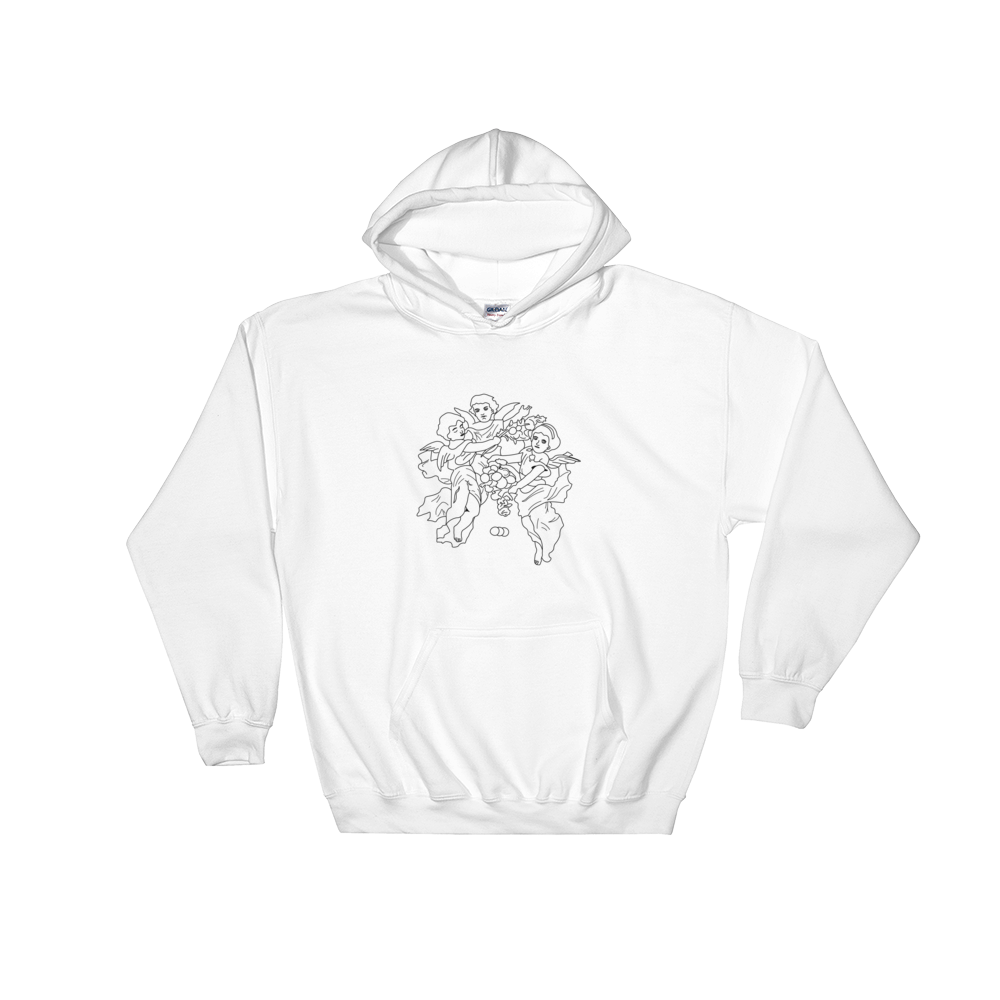 Image of Angel Pullover (White)