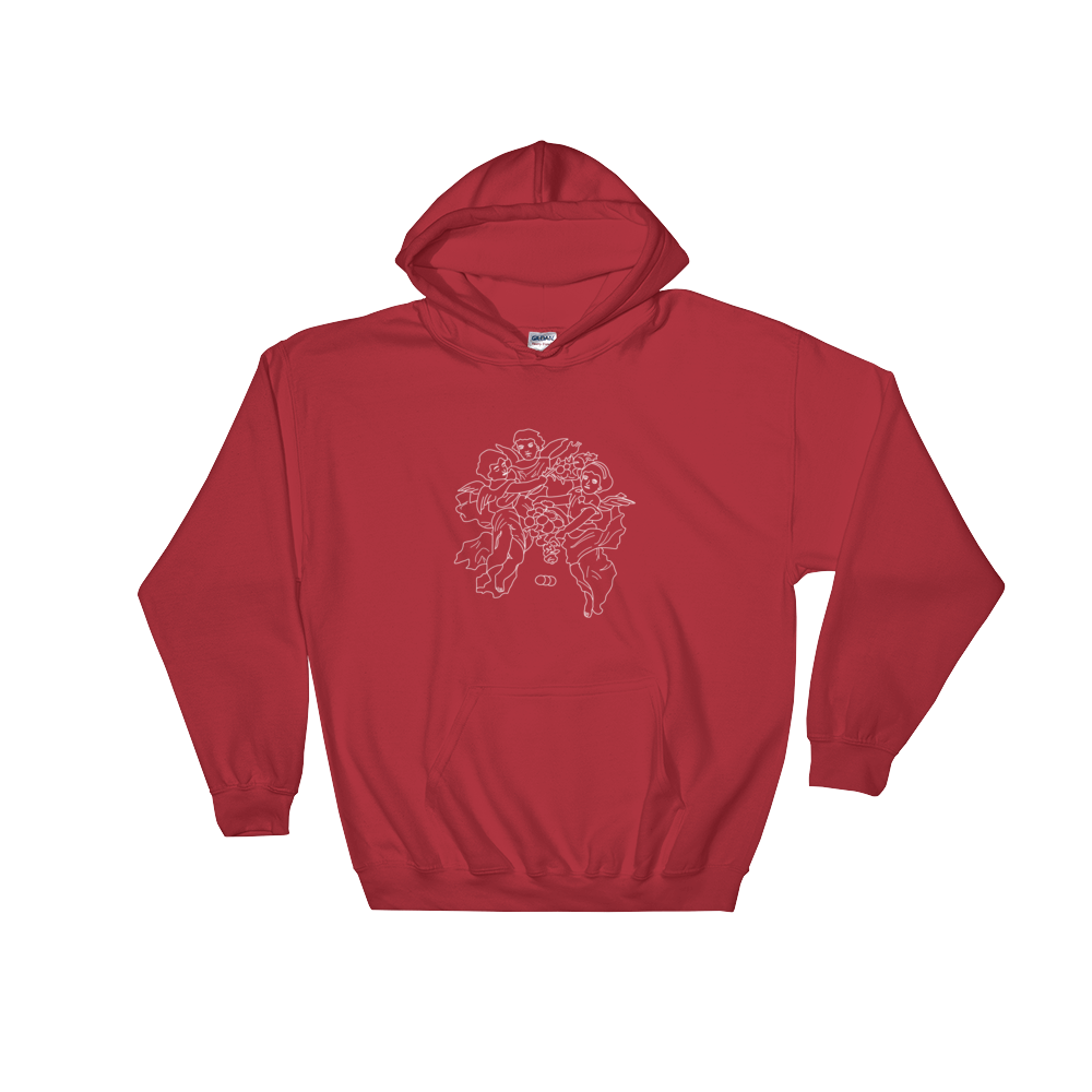 Image of Angel Pullover (Red)