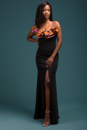 Image of Abena Maxi Dress