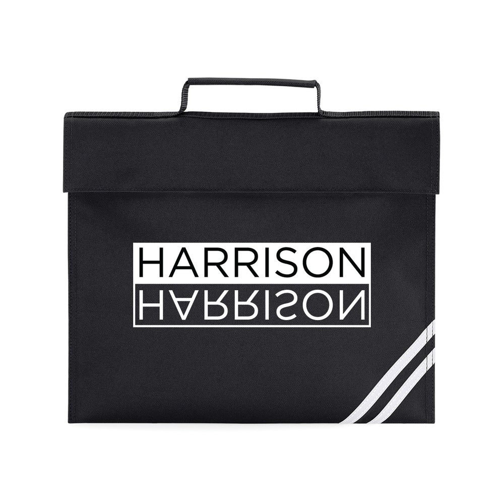 Image of B2S FLIPNAME PERSONALISED BOOKBAG
