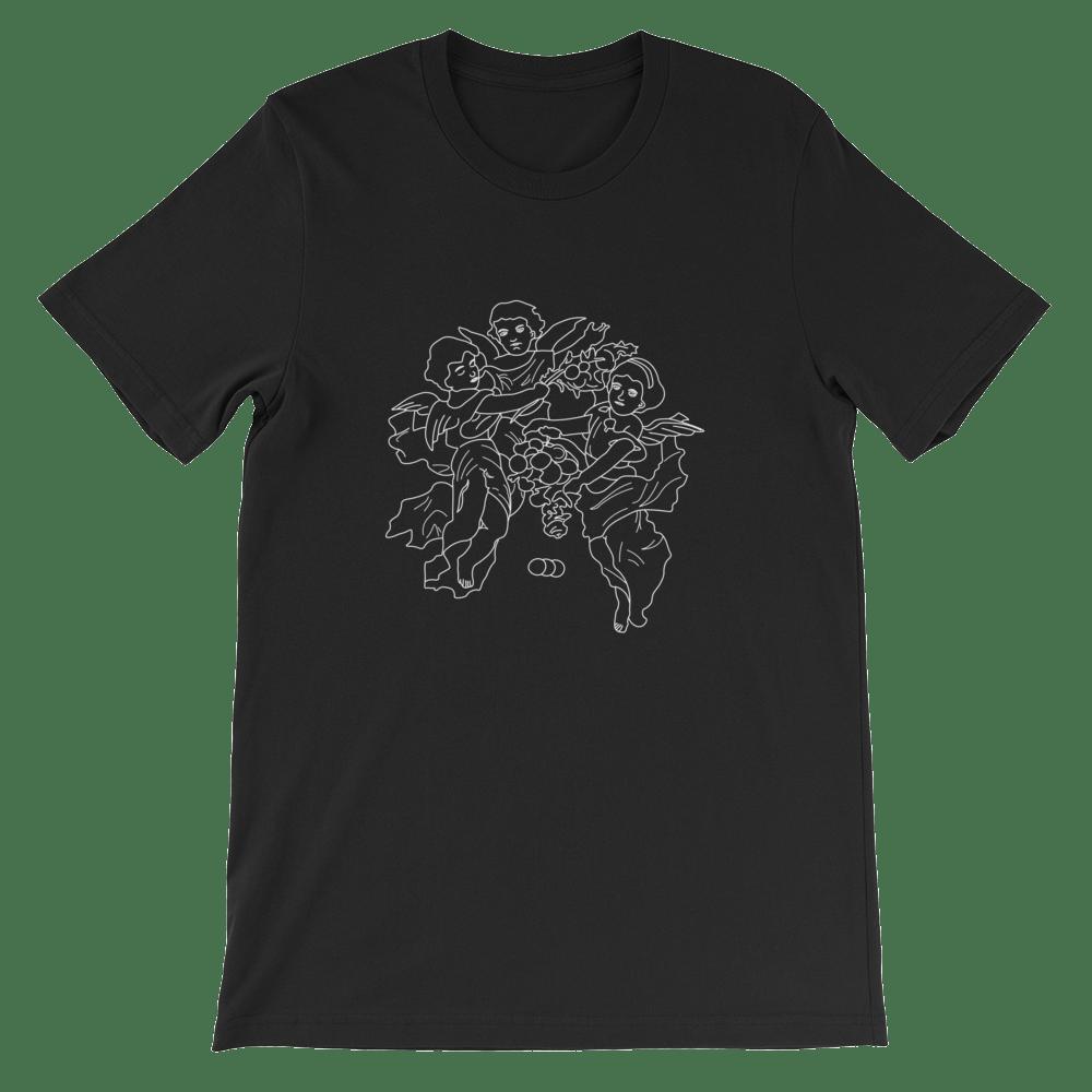 Image of Angel T-shirt (Black)
