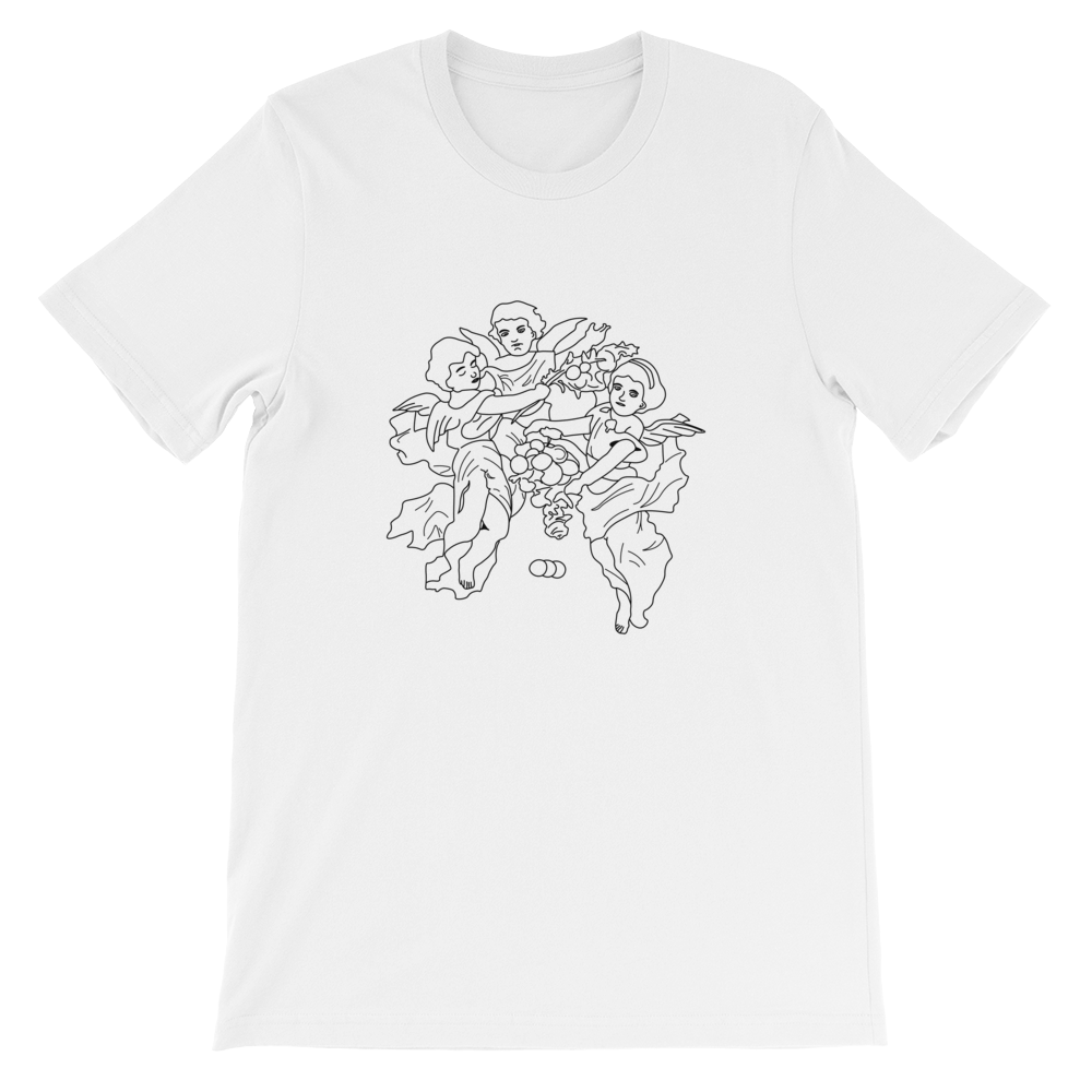 Image of Angel T-shirt (White)