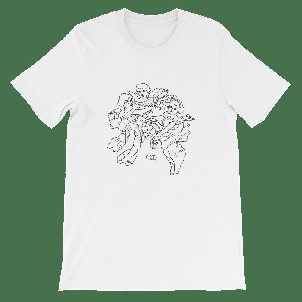 Image of Angel T-shirt (White)