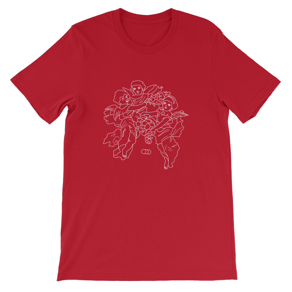 Image of Angel T-shirt (Red)