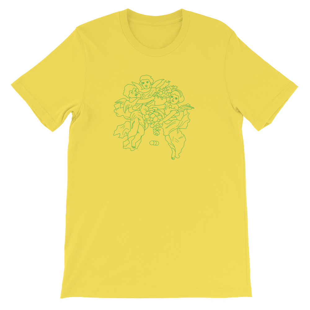 Image of Angel T-shirt (Yellow)