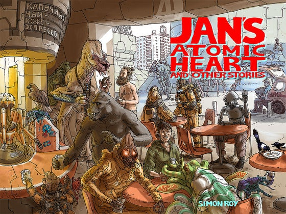Image of Jan's Atomic Heart and Other Stories