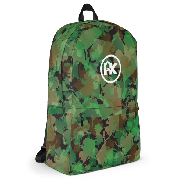 Image of Alaska Pattern Backpack