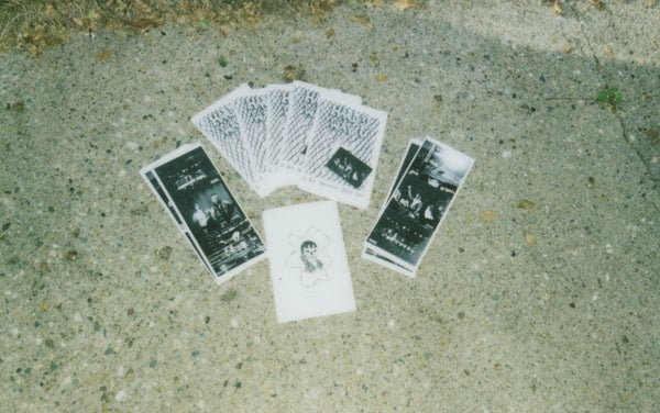 Image of Hard Way 2 photo zine + Prints(optional)