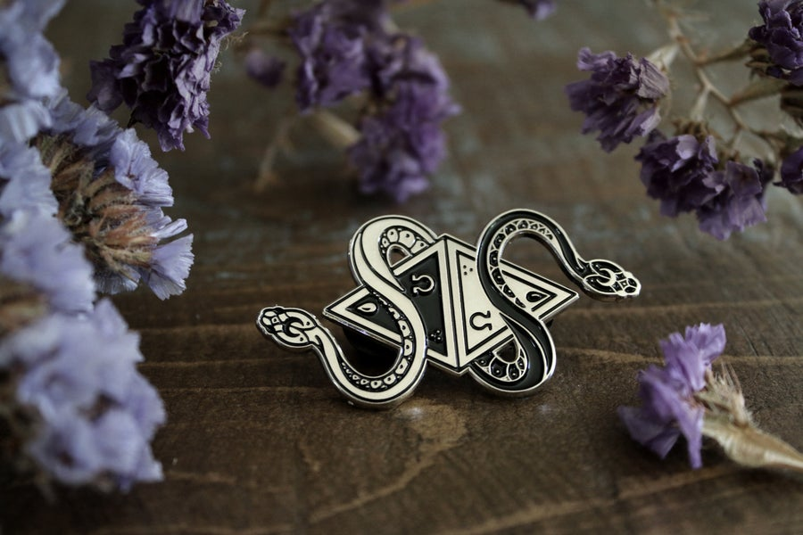 Image of As Above So Below Pin