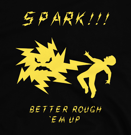 """Image of KIDS """"Spark It Up"""" T-Shirt"""