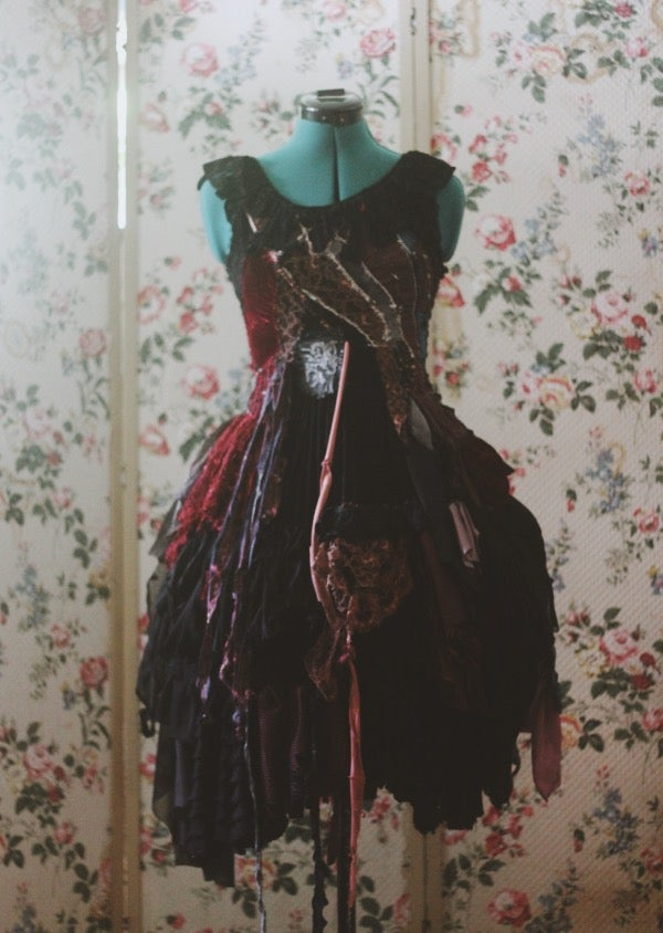 Image of Circus master dress