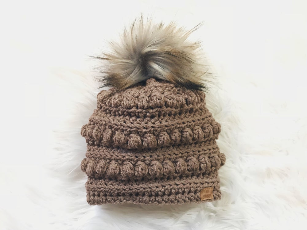 Image of Teen/Adult Bobble Beanie