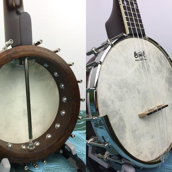 Image of Capek Banjo Ukulele-Soprano Scale