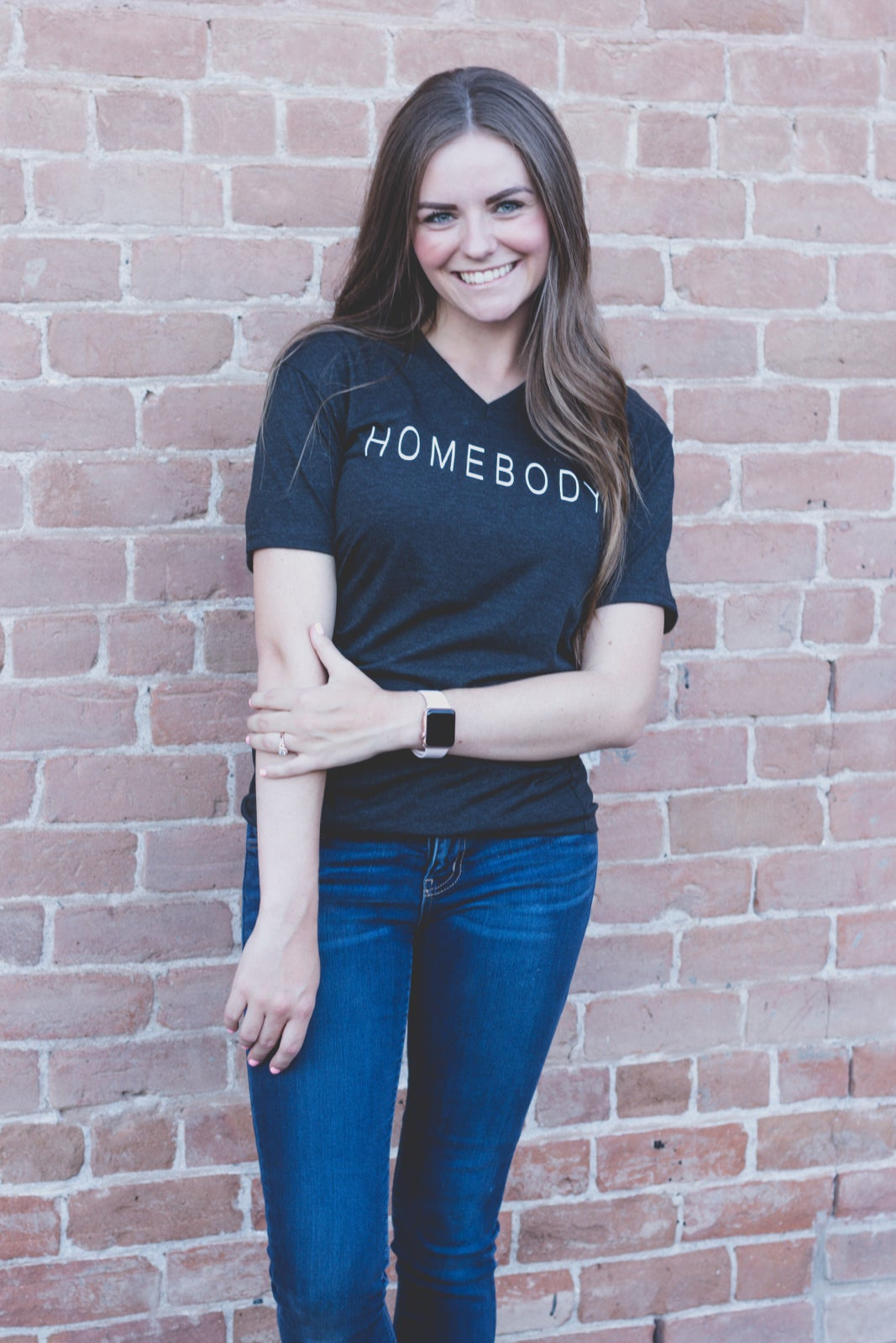 Image of Homebody in charcoal black