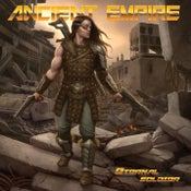 Image of ANCIENT EMPIRE - Eternal Soldier CD