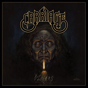 Image of CARRIAGE - Visions CD
