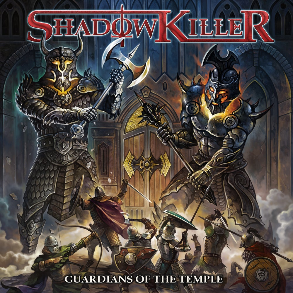 SHADOWKILLER - Guardians of the Temple CD