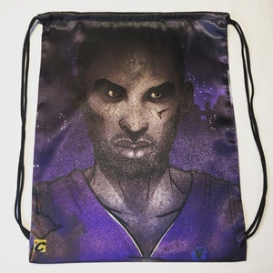 "Image of ""MAMBA"" DRAWSTRING BAG"
