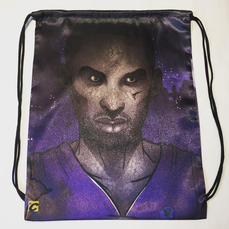 "Image of ""MAMBA"" DRAWSTRING BAG"