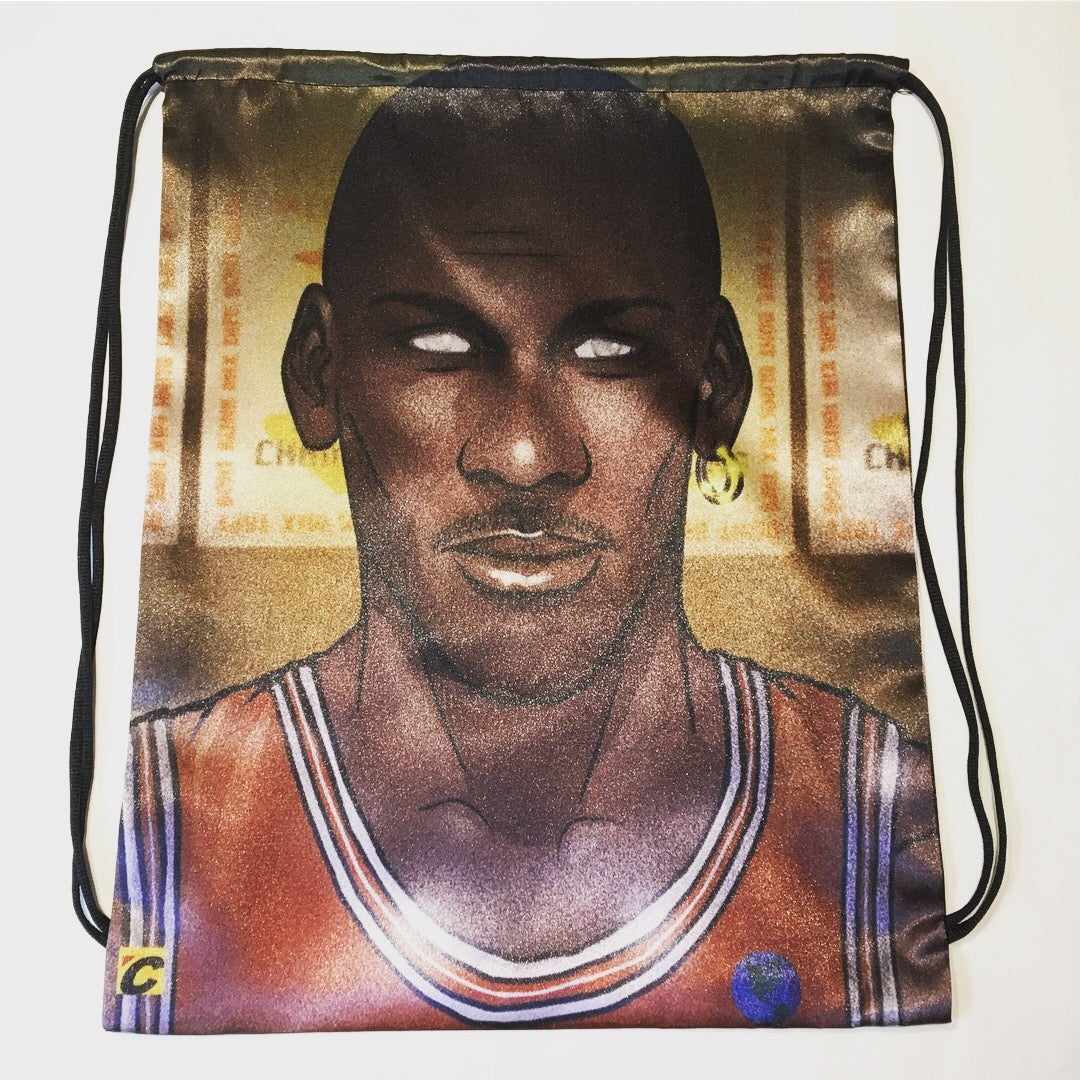 "Image of  ""AIR"" DRAWSTRING BAG"