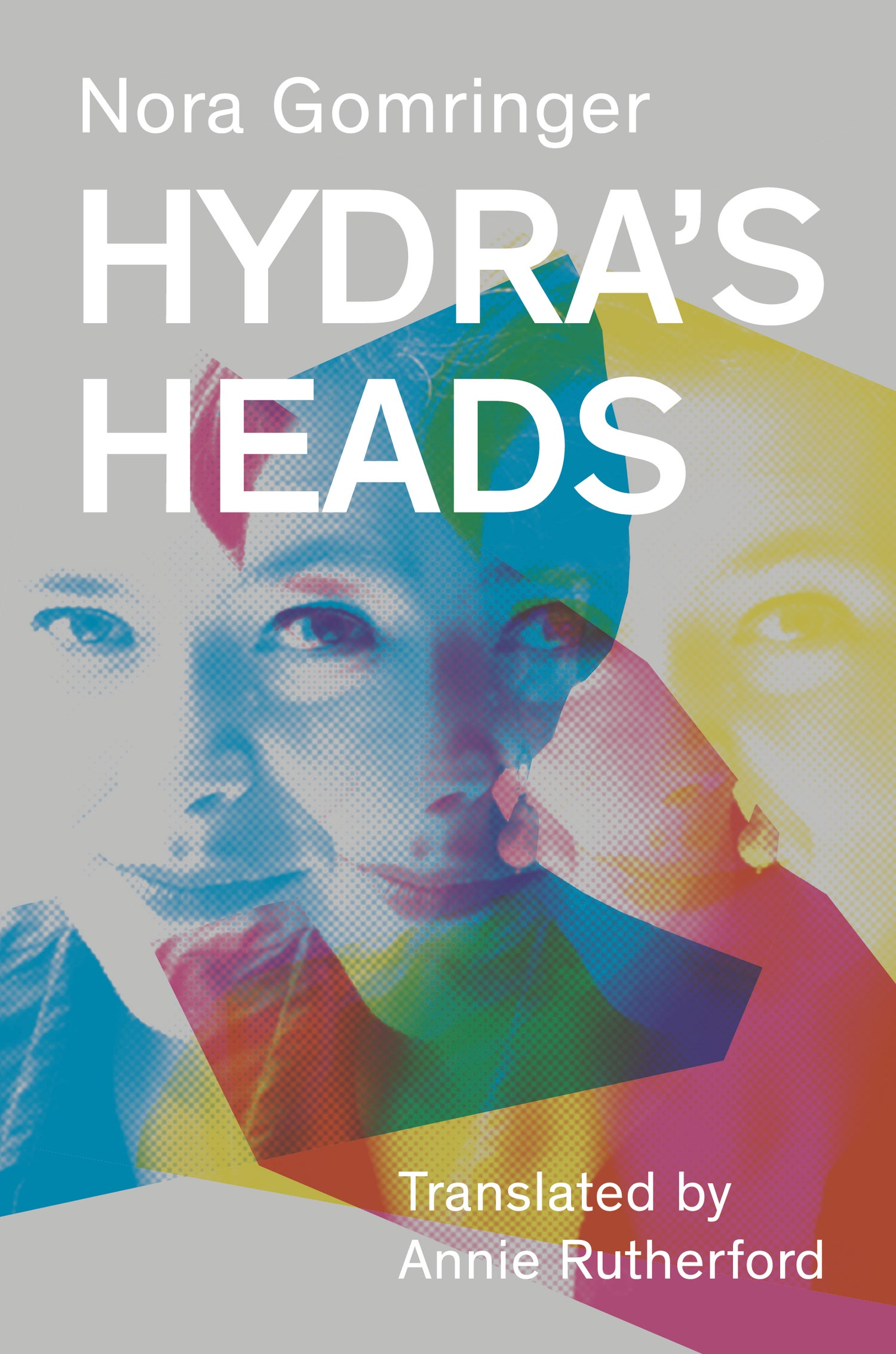 Image of Hydra's Heads by Nora Gomringer